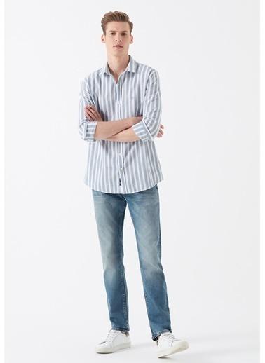 Mavi Erkek  Marcus Premium Jean Pantolon 35123319 Mavi